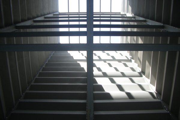 Montaje de atados interiores