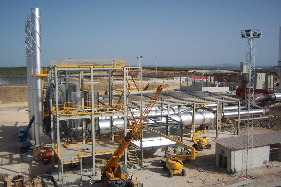 2004. Estructuras metalicas Córdoba