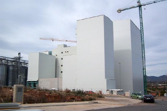 2007. Fábrica de harina panificable Castellón