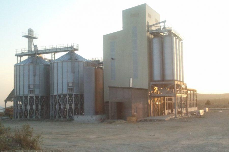 2012. Fábrica de piensos Georgia