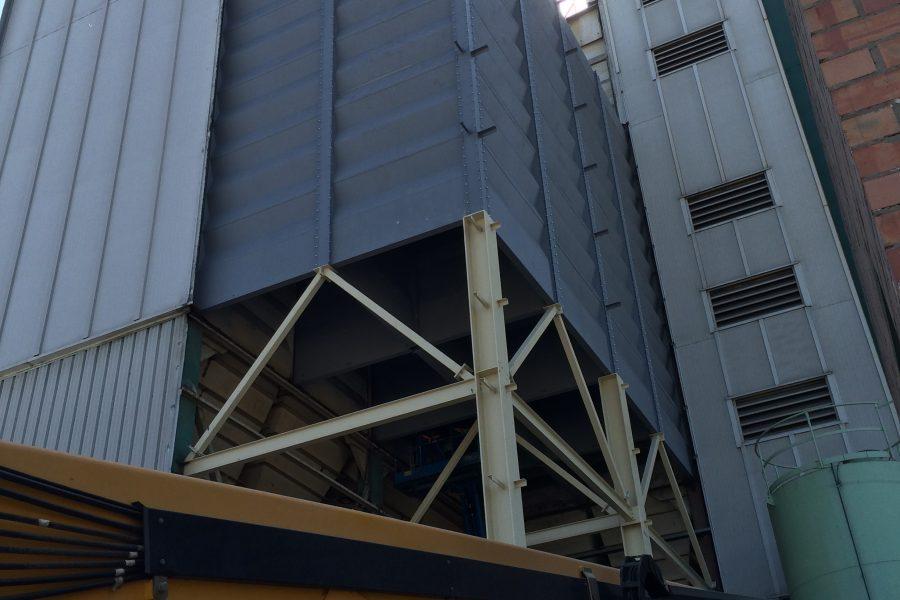2014. Ampliación carga a granel Lleida