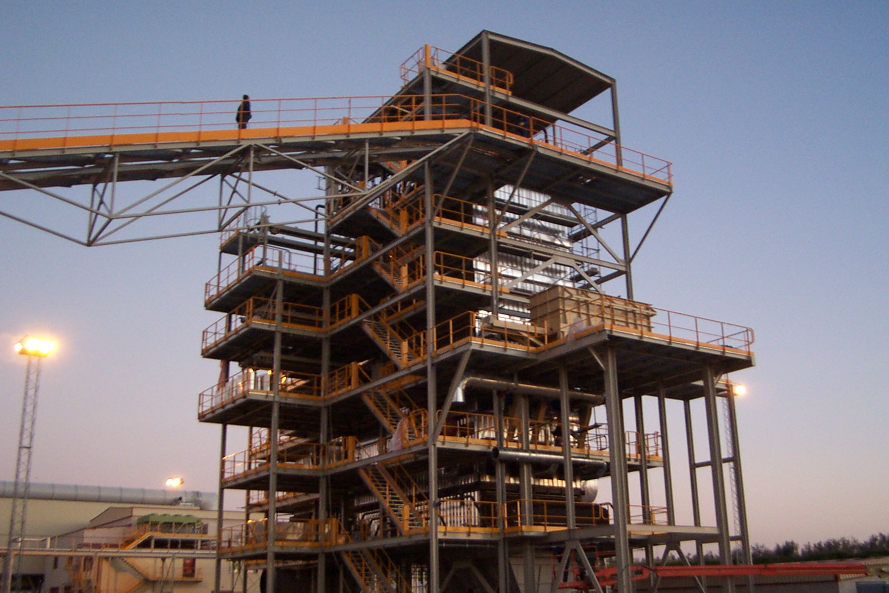 2006. Estructuras Córdoba