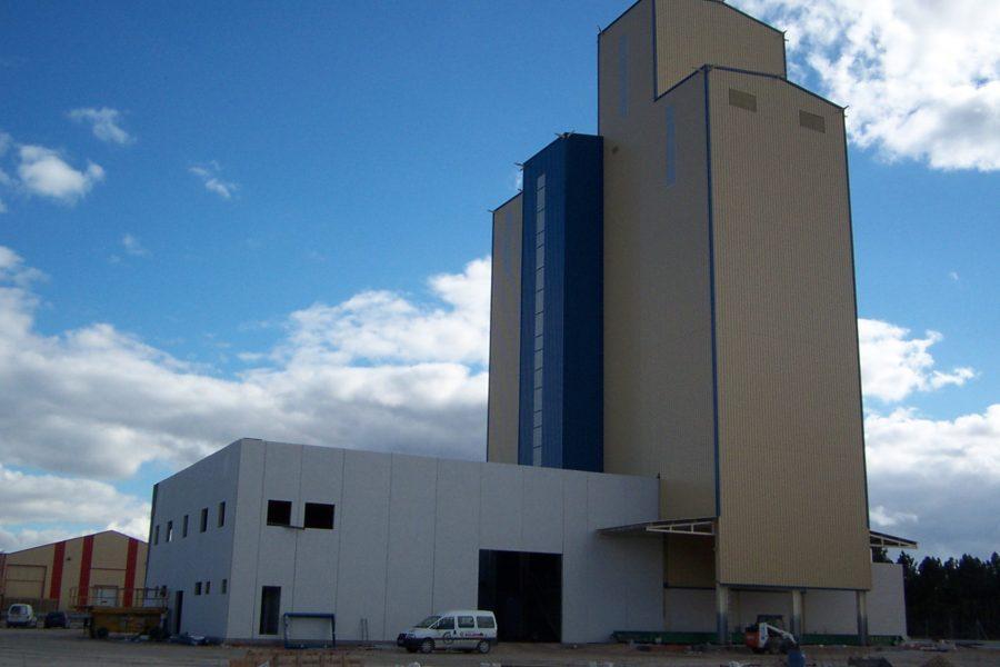 2006. Fábrica de piensos Segovia