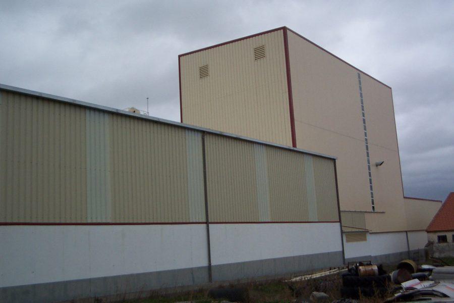 2006. Fábrica Salamanca