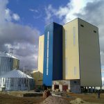 2015. Fábrica de piensos Argelia