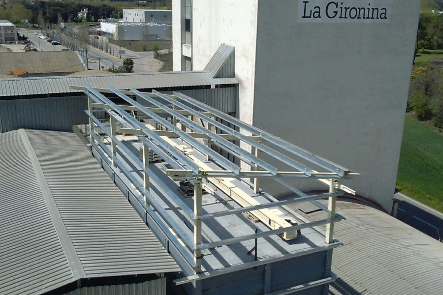 2015. Nueva carga granel Girona