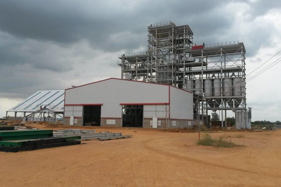 2013. Fábrica piensos Venezuela
